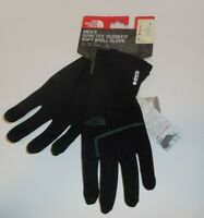 The North Face Gore-Tex Closefit Soft Shell Glove Mens Large Black Gloves New
