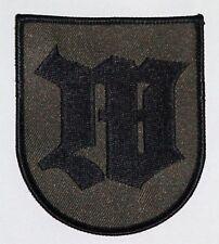 Bundeswehr Aufnäher Patch Abzeichen Wachbataillon .........A4554