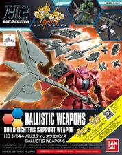 Gundam HG Build Custom HGBC #031 Ballistic Weapons 1/144 Model Kit