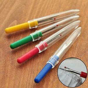 1/5 pcs Stitch Ripper Plastic Handle Thread Seam Ripper Cutter Remover Sewing C