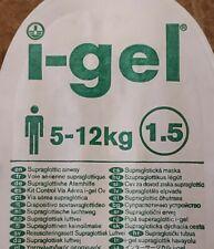 IGel Supraglotic Pediatric Airway Size 1.5 BIAD EMS Medic