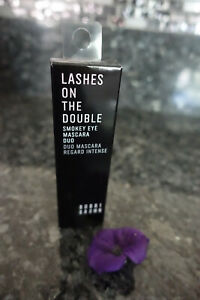 Bobbi Brown lashes on the double smokey eye mascara duo new in box