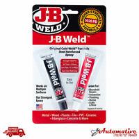 JB Weld Original Cold Weld Steel Reinforced Epoxy Compound Glue Metal