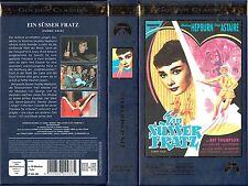 (VHS) Ein Süßer Fratz - Audrey Hepburn, Fred Astaire, Kay Thompson