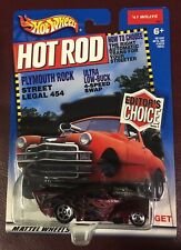 Hot Wheels HOT ROD EDITOR'S CHOICE Series 2 '41 WILLYS Target Exclusive Rare