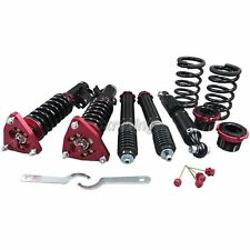 CXRacing CoilOvers For 08-10 Hyundai GENESIS Coupe Pillowball Camber Plate