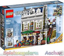 LEGO 10243 CREATOR Pariser Parisian Restaurant Restaurante Parisino Exclusiv OVP
