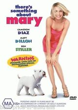 There's Something About Mary DVD Movie BRAND NEW SEALED Cameron Diaz R4
