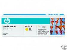 TONER HP JAUNE CC532A NEUF +50% REMBOURSE / CC532 CC53