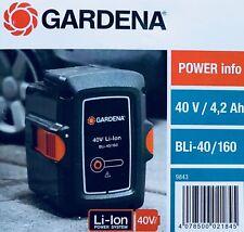 GARDENA System Akku BLi-40/160 09843-20