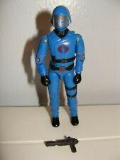 GI Joe Cobra Commander (Enemy Leader) Figure complete