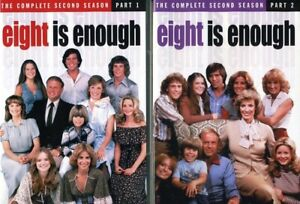 Eight Is Enough: The Complete Second Season [New DVD]