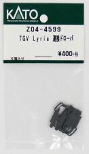 Kato Z04-4599 Connection Drawbar for TGV Lyria (N scale) ASSY