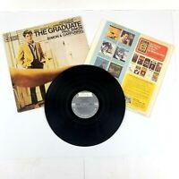 Simon Garfunkel The Graduate OST Original Soundtrack Vinyl LP Record1968 OS3180