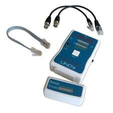 Red LAN Probador De Cable Para RJ-45, RJ-11 y RJ12