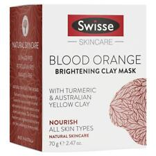 Swisse Blood Orange Brightening Clay Mask ~ 70g ~ Fast Shipping 7-14 Days Arrive