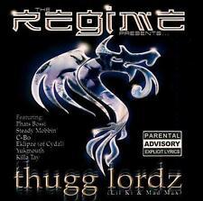 Regime Religion by Thugg Lordz, C-Bo, Yukmouth, Phat Bozzi