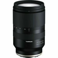 Tamron 17-70mm F/2.8 WR Lens