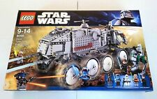 LEGO Star Wars Clone Wars Turbo Tank 8098, Open box, 100% complete, Rare set