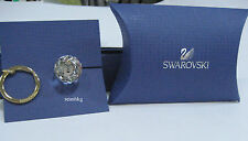 Swarovski Buddah Crystal Ball Key Ring Holder Event Gift Authentic MIB 佛 5131345