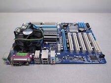 Gigabyte GA-P43-ES3G Version 1.4 Motherboard includes CPU with 14 day warranty