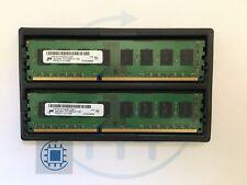 8GB (2x 4GB ) DDR3 PC3 10600U 1333MHz Arbeitsspeicher Micro Desktop RAM