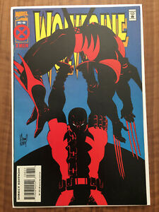 Wolverine #88, (1994) $1.50 Price Variant, Deadpool Cover, VG/FN Condition