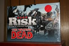 RISK THE WALKING DEAD SURVIVAL EDITION NEW FREE SHIPPING