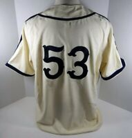 2006-13 Pittsburgh Pirates #53 Game Issued Jersey Homestead Grays TBC McDonald