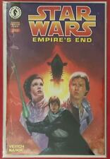 Star Wars: Empire's End (1995) #1 - Dynamic Forces Signed Variant Comic Book