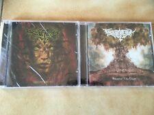 KARPATHIAN RELICT 2 CD bundle great polish tech death metal Vader Behemoth Ortho