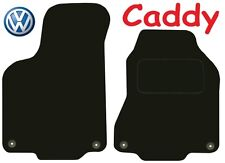 Vw Caddy Tailored Deluxe Quality Car Mats 1995-2003 Estate Pick Up