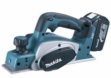 Makita Power Planers & Accessories