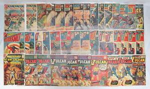 Lot 40 Charlton Mysteries Unexplored Worlds Thunderbolt Silver Age Comic 1962-78