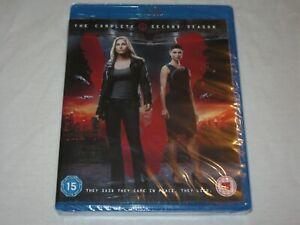 V - Complete Season 2 - Brand New & Sealed - Region B - Blu Ray
