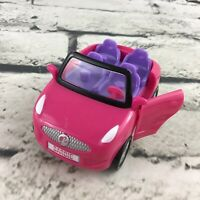 Squinkies Barbie Dream Car Doors Open Pretend Play Seats Four Blip Toy