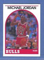 1989-90 NBA Hoops Michael Jordan CHICAGO BULLS #200 GEM MINT Quality & Centered!
