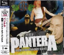 BEST OF PANTERA 2017 JAPAN SHM RMST CD - BRAND NEW FACTORY SEALED  GIFT QUALITY