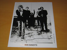 BMX BANDITS - ORIGINAL UK PROMO PRESS PHOTO (A)