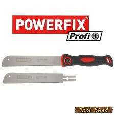Japanese Saw With Two 170mm Flexible Precision Carbon Steel Blades - Powerfix