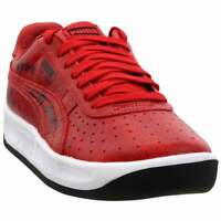 Puma Gv Special Chicago Lace Up  Mens  Sneakers Shoes Casual   - Red