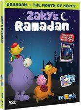 Zaky's Ramadan & friends - Muslim children Islamic DVD for Kids -one4kids