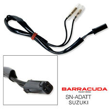 Barracuda - Motorcycle Indicator Wiring Adaptor Plugs - Suzuki Leads - SN-ADATT