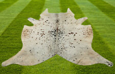 New Cowhide Rugs Area Cow Skin Leather Cow hide ULG 9024 (25.75 Sq Feet)