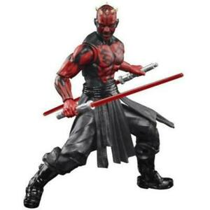 Star Wars The Black Series Darth Maul (Sith Apprentice) 6-Inch-Action Figure