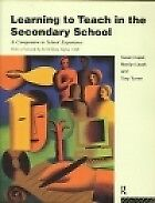 Learning to Teach in the Secondary School: A Companion to School Experience, Sus