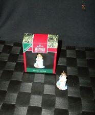 "Hallmark Keepsake ""Madonna & Child"" Ornament Dated 1990"