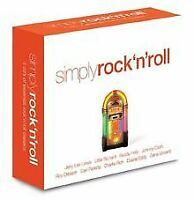 Simply Rock'N Roll de Various   CD   état bon