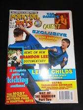 Martial Arts Illustrated Magazine February 1998 Vol. 10 No. 9 - Bruce Lee
