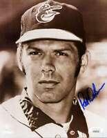 Pat Dobson JSA Coa Autograph Hand Signed 8x10 Photo